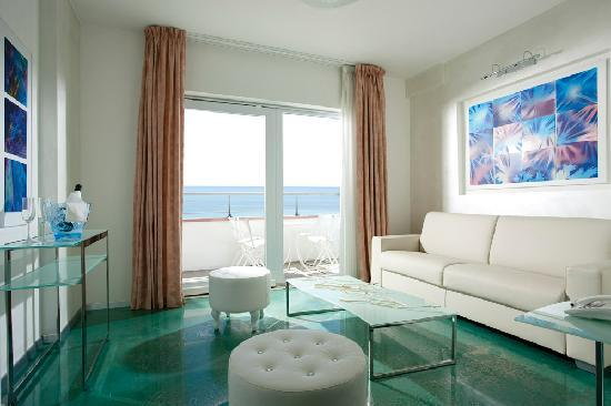 Adriatic Palace Hotel: Junior Suite