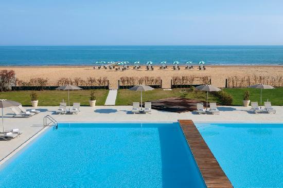 Adriatic Palace Hotel: Swimming Pool
