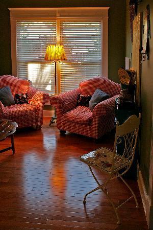 The Rutledge Inn : Wonderfully relaxing