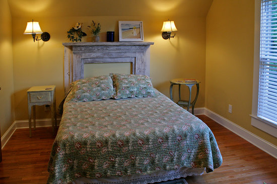 The Rutledge Inn : Quiet and comfortable