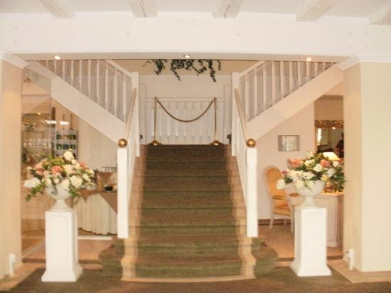 Hotel Am Yachthafen: beautiful entryway