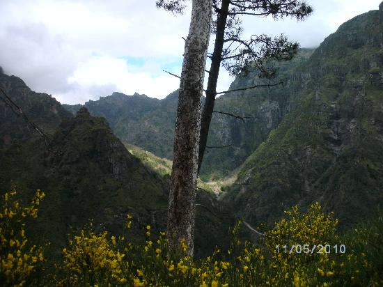 Dorisol Pousada dos Vinhaticos: view from Miradouro