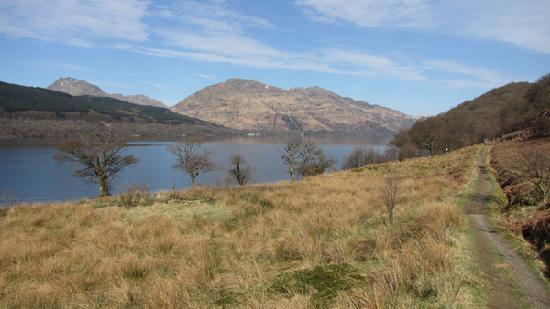 West Highland Way: Loch Lomond