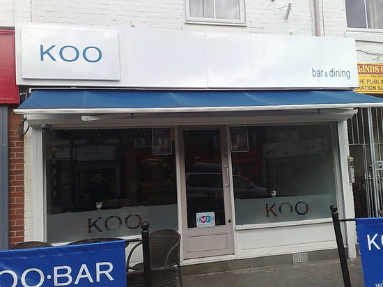 Koo bar kingston upon hull ristorante recensioni numero di