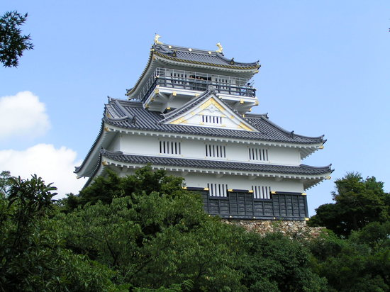 Gifu, Japan: Kochi Castle