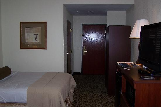 Baymont Inn & Suites Columbia Fort Jackson: Decent size room
