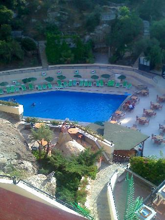 Golden Age Crystal Bodrum: Lower pool
