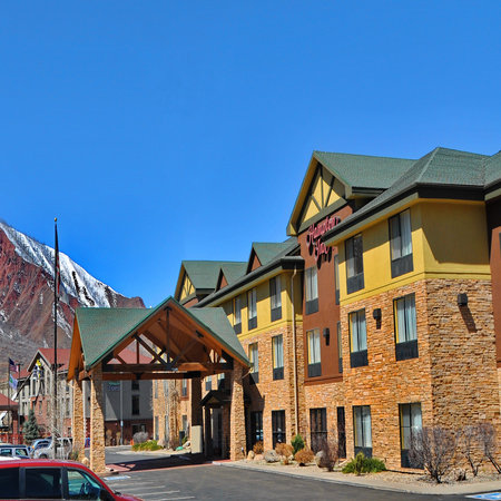 Hampton Inn Glenwood Springs: Hampton Inn & Suites Glenwood Springs, CO