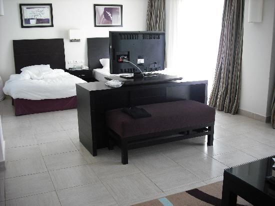 Rixos Sharm El Sheikh : suite +- 80m2