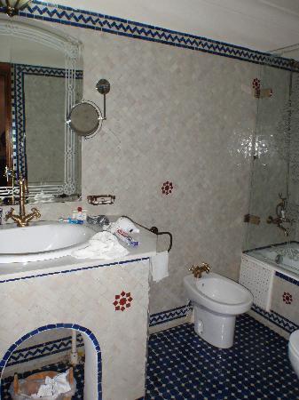 Riad Myra: Bathroom