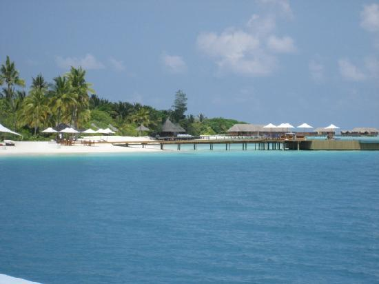 Amazing sunset fotograf a de conrad maldives rangali for Viajes rangali opiniones
