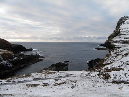 Fiskieidi in Hvalba, Faroe Islands