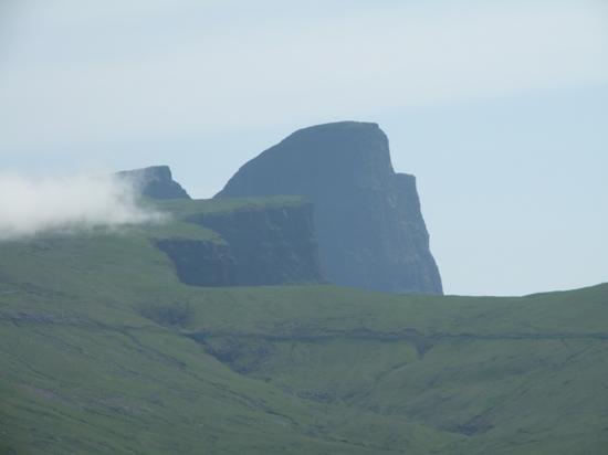 Wyspy Owcze: Hesturin and Beinisvord on Suduroy, Faroe Islands