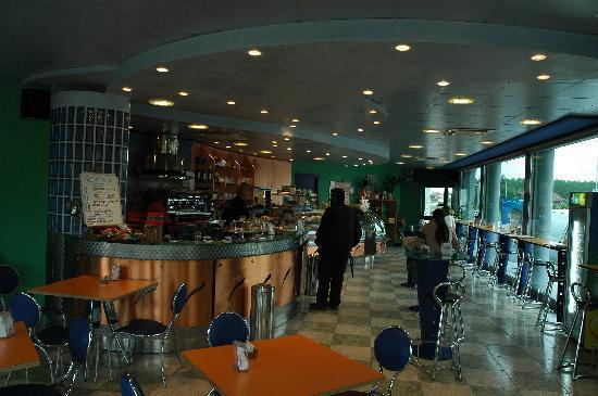 Medea Hotel: le bar