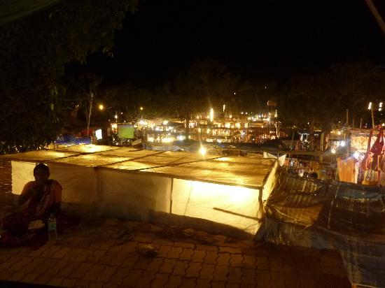 Heritage Village Club Goa : Night Market