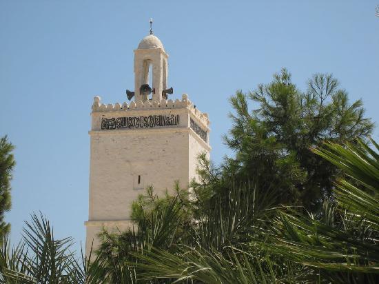 Mosquée El Gorba de Houmt Souk Djerba