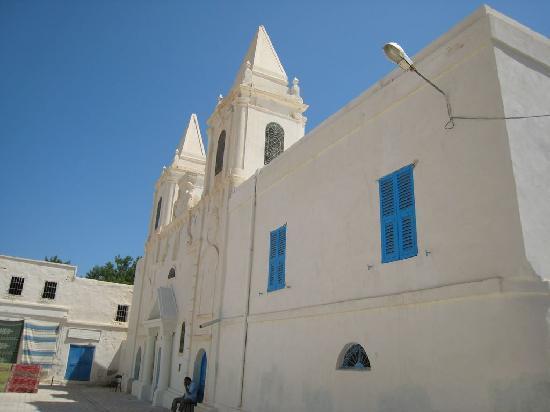 Eglise de Houmt Souk