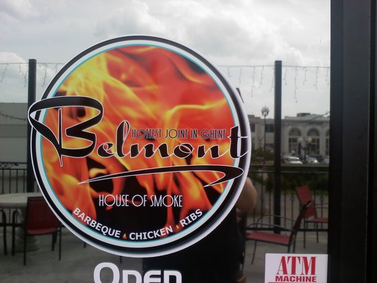 Belmont House of Smoke: New Belmont - the hottest joint in Ghent
