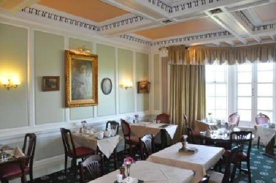 Aynsome Manor Hotel: Aynsome Manor Dining Room