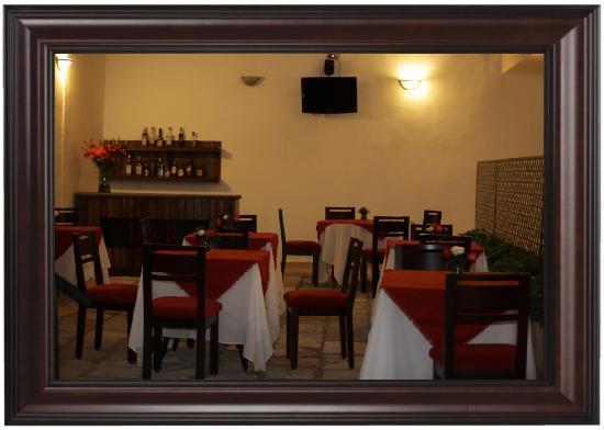 Hotel Real San Juan: Restaurant