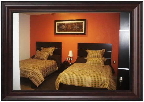 Hotel Real San Juan: Doble Queen Size Beds