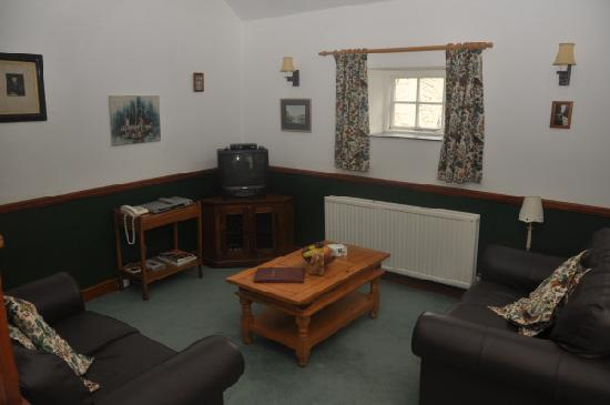 Bissick Old Mill: Sitting room on the upper floor