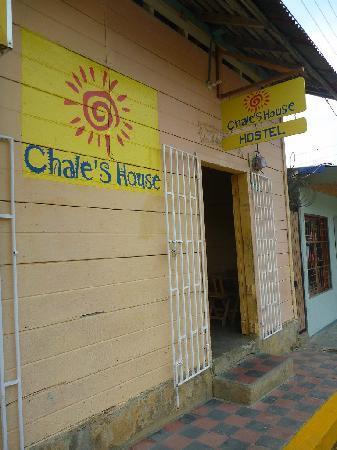 Chale's House: Main Entrance