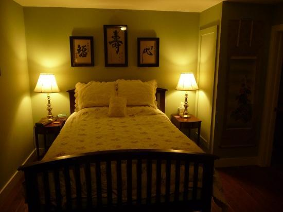 Briar Rose Bed and Breakfast: The Blanca Room
