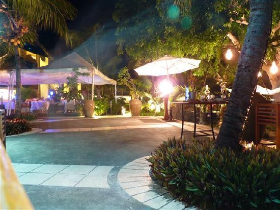 Sands Suites Resort & Spa : restaurant principal