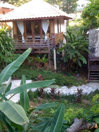 Baan Sansabay Resort