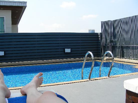 Baan Sansabay Resort : Bathroom