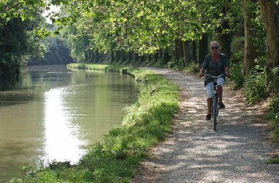 La Maison du Canal : Nantes Brest canal on the doorstep
