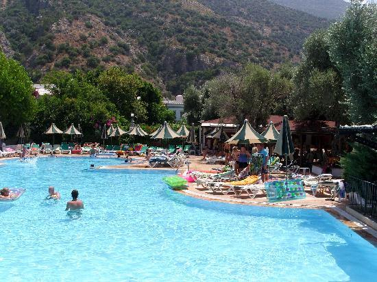 Club Belcekiz Beach Hotel: Main pool