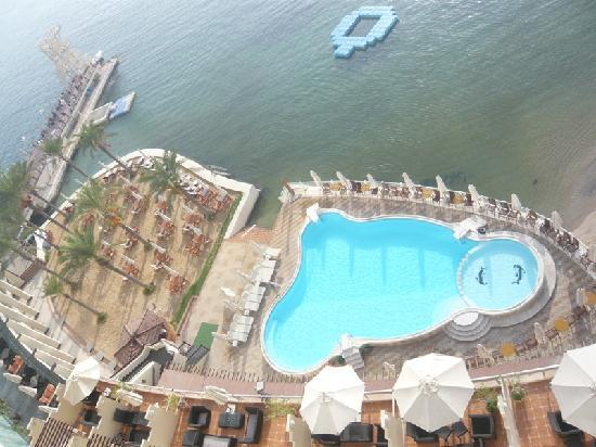 Helnan Palestine Hotel : view from top