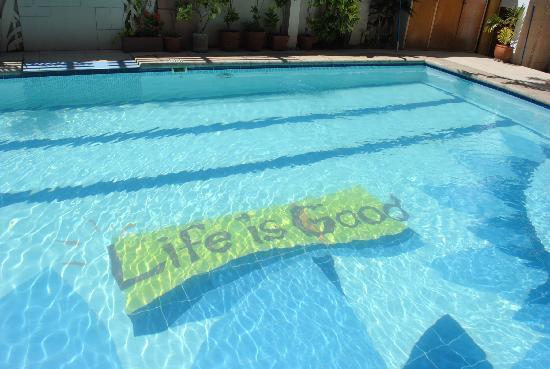 Boracay Beach Club: swimming pool area