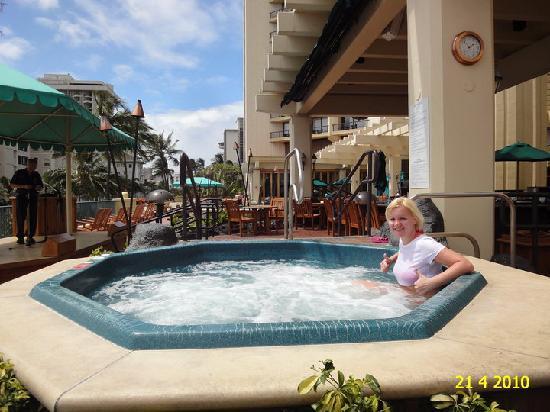Hyatt Waikiki Spa Reviews