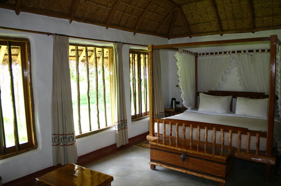 Evolve Back, Kabini: The Bedroom