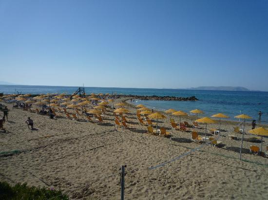 Carte Crete Kokkini Hani.Plage De L Hotel Picture Of Mitsis Rinela Beach Resort