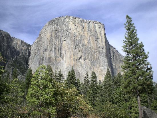 Yosemite Valley: El Gran Capitán