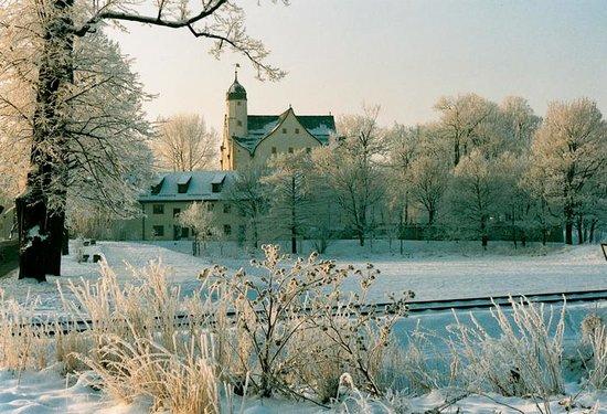 Chemnitz, Germany: Schlossareal