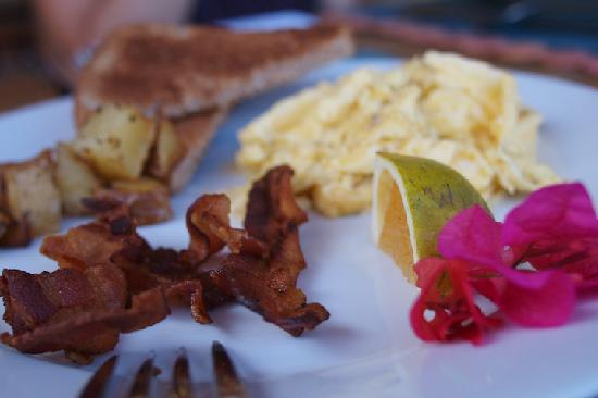 Cocolobo: Breakfast