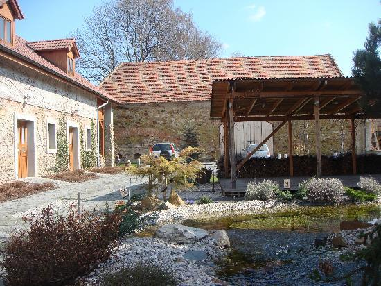 Ve Stoleti Penzion: The Hotel/Restuarant Compound