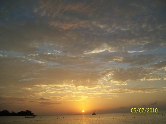 Couples Negril : AMAZING SUNSET