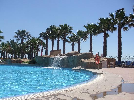 Marbella Playa Hotel: la piscina