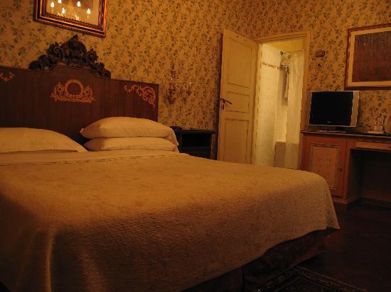 Hotel Monna Lisa: Our room.