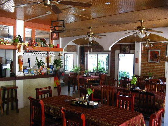Ya Nui Resort: Restaurant und Frühstücksraum