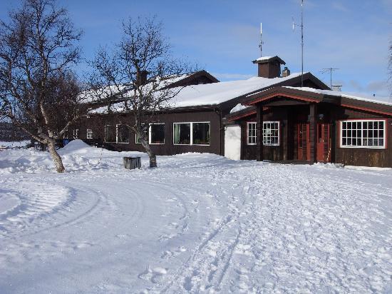 Municipio de Ringebu, Noruega: hotel exterior