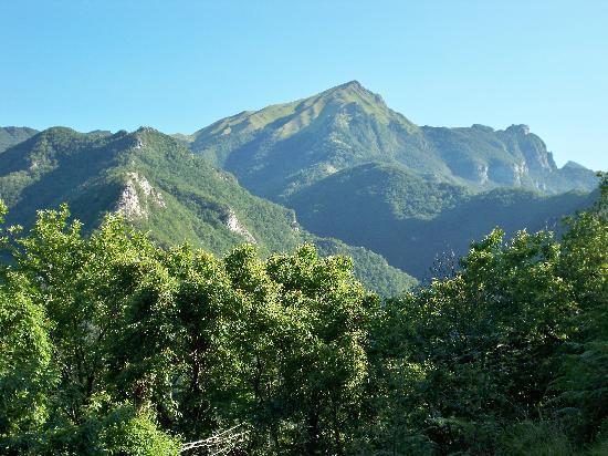 Agriturismo Braccicorti: On the hiking trails near Braccicorti