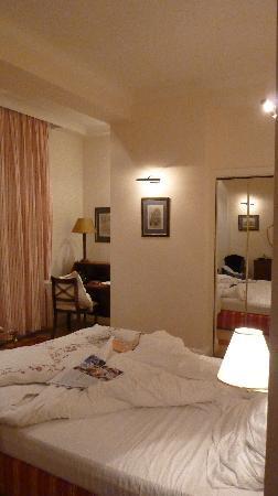 Hotel Grodek: Double Room