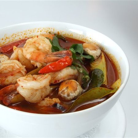 The Thai Restaurant: Tom Yum Goong